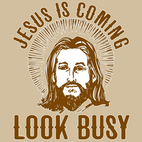 JESUS BUSY